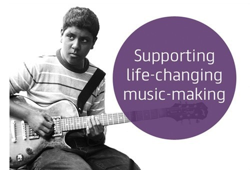 About National Foundation for Youth Music